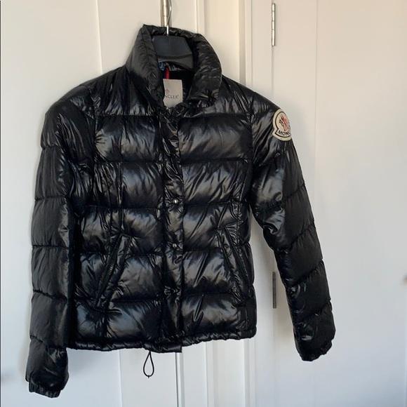 486b3e90b Authentic Moncler Claire Black Jacket